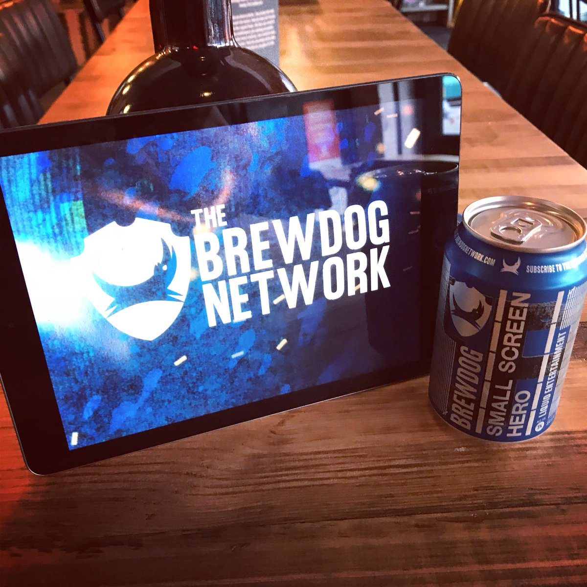 BrewDog launches a video streaming service
