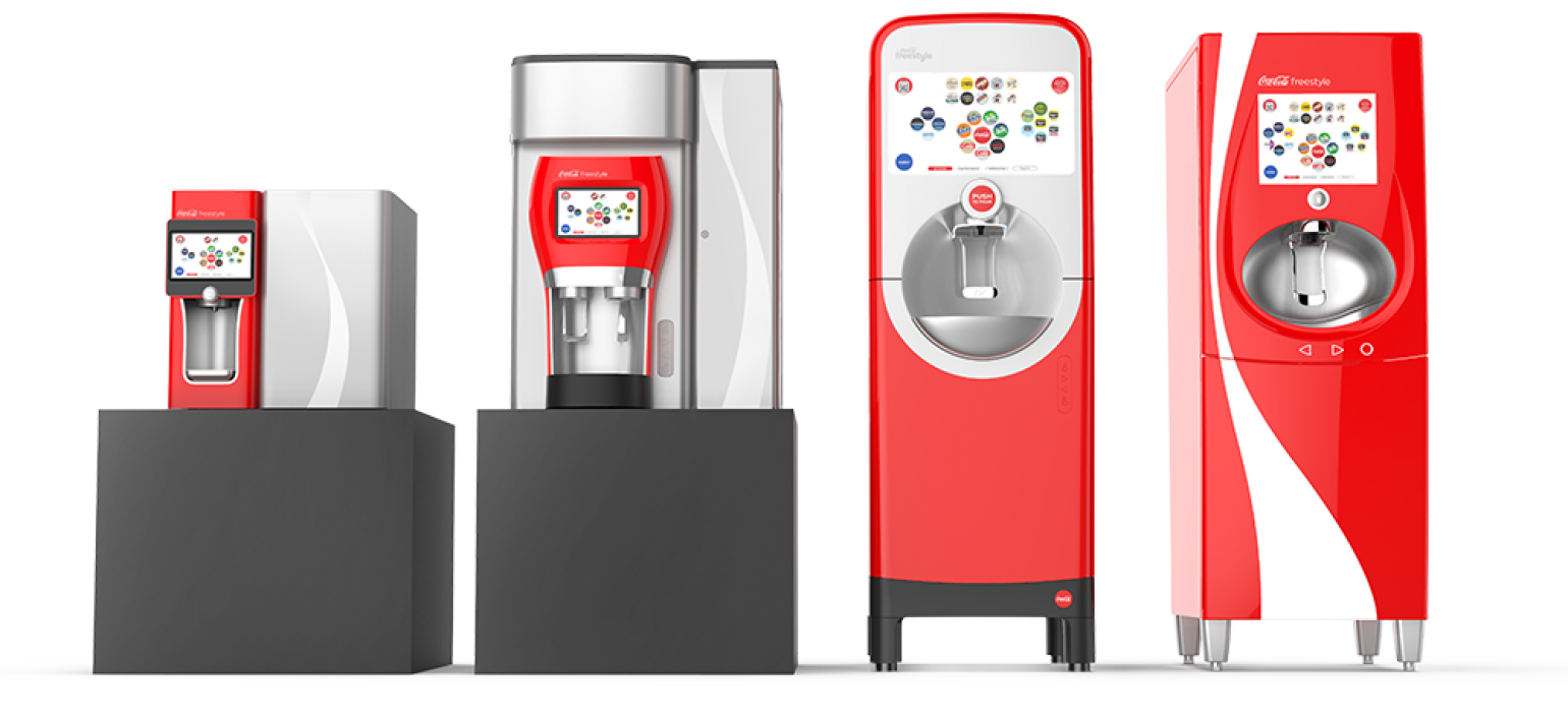 Coca-Cola enables app users to pre-order and customise drinks