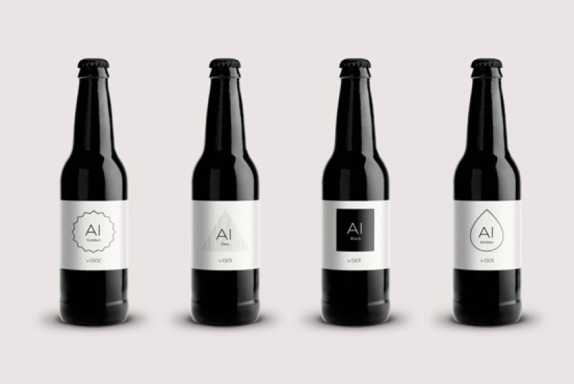 Beer brewed by AI